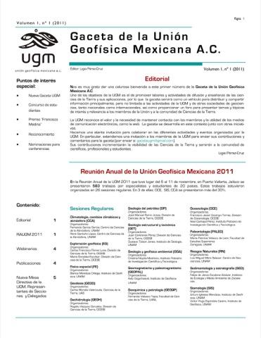 Gaceta_UGM_1_2011_page1