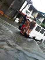 The Filipino spirit is carefree!!!