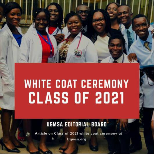 White Coat Ceremony – Class of 2021