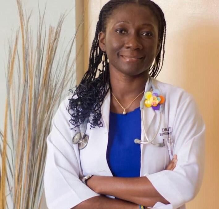 IWD Countdown: Day 4 – Dr. Dey