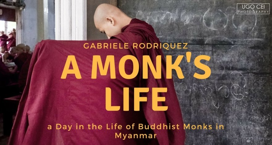 A Monk's Life: a Day in the Life of Buddhist Monks in Myanmar