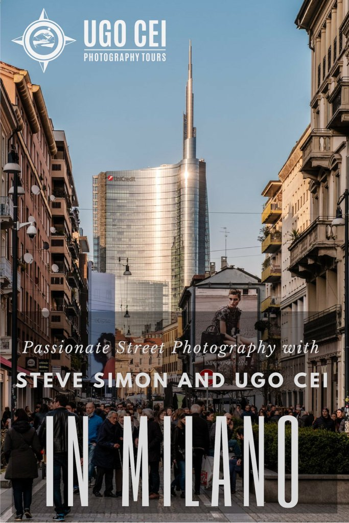 Passionate Street Photography Workshop in Milan with Steve Simon and Ugo Cei