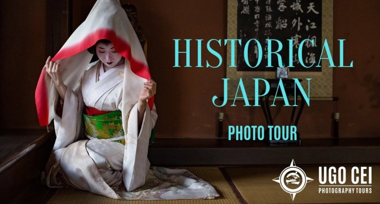 Historical Japan Winter Photo Tour