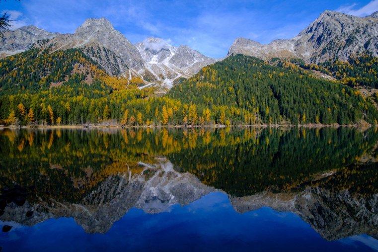 Lake Anterselva / Antholzer See