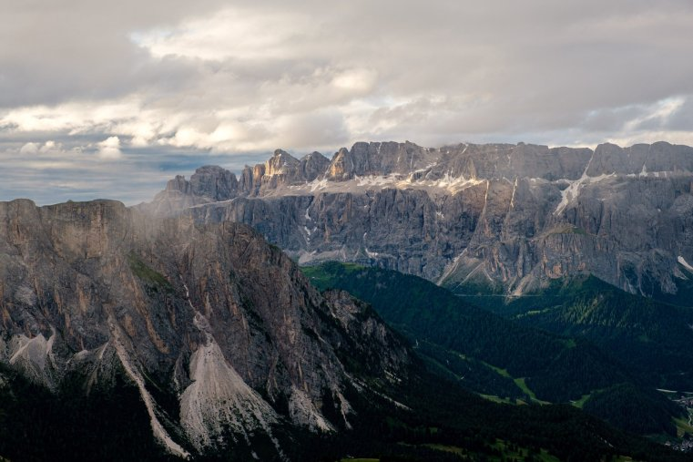Puez and Sella, Dolomites