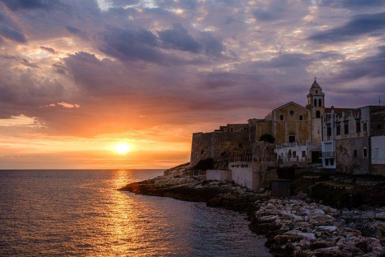Monastery of St. Francis, Vieste, Apulia