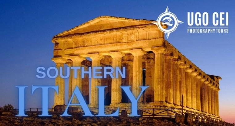 Southern Italy Photo Tour