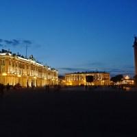 Sankt Petersburg - białe noce i zwodzone mosty