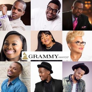 Congratulations to the 2017 Grammy Award Gospel Nominees
