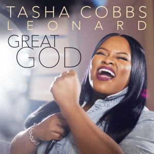Tasha Cobbs Leonard Shares All New Single – Great God, Preps For Big Weekend In LA