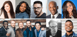 Tasha Cobbs Leonard & Kari Jobe Set to Host the 48th Annual GMA Dove Awards