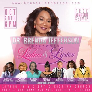Vanessa Bell Armstrong, Latice Crawford, Stephen Hurd & More @ Dr. Brenda Jefferson's Annual Ladies & Lyrics Concert