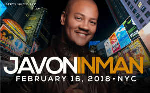 """Singer Javon Inman Premieres """"LOVE COVERS"""" Official Music Video and Tapes Performance At SiriusXM Friday, February 16"""