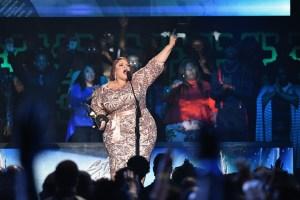 Tamela Mann Receives Stellar Gospel Music Lifetime Achievement Award