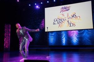 "Kelontae Gavin Brings The Praise At Stellar Gospel Music Awards' Radio Awards Showcase With Top 25 Single ""No Ordinary Worship"""