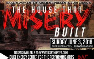 """Bakersway Entertainment Presents Zuri Craig's Hit Musical Stage Play, """"The House That Misery Built,"""" Coming To Raleigh, Nc"""