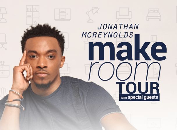Image result for Jonathan McReynolds House Of Blues Cleveland