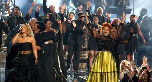 Mary Mary on Honoring Aretha Franklin at 2018 AMAs