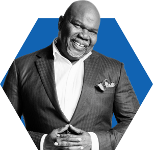 Bishop T D  Jakes' International Pastors & Leadership