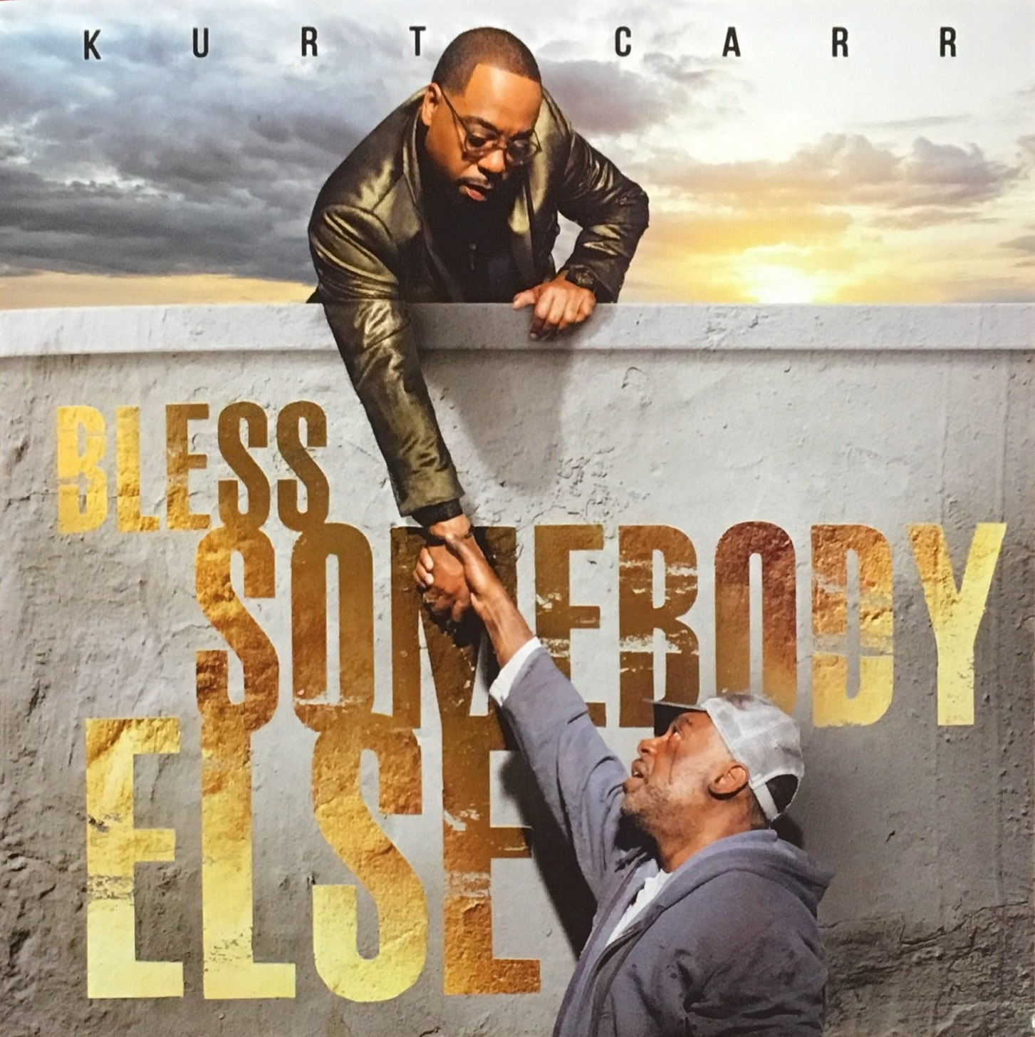Kurt Carr releases Bless Somebody Else album, out now! – Check Out Interview With uGospel