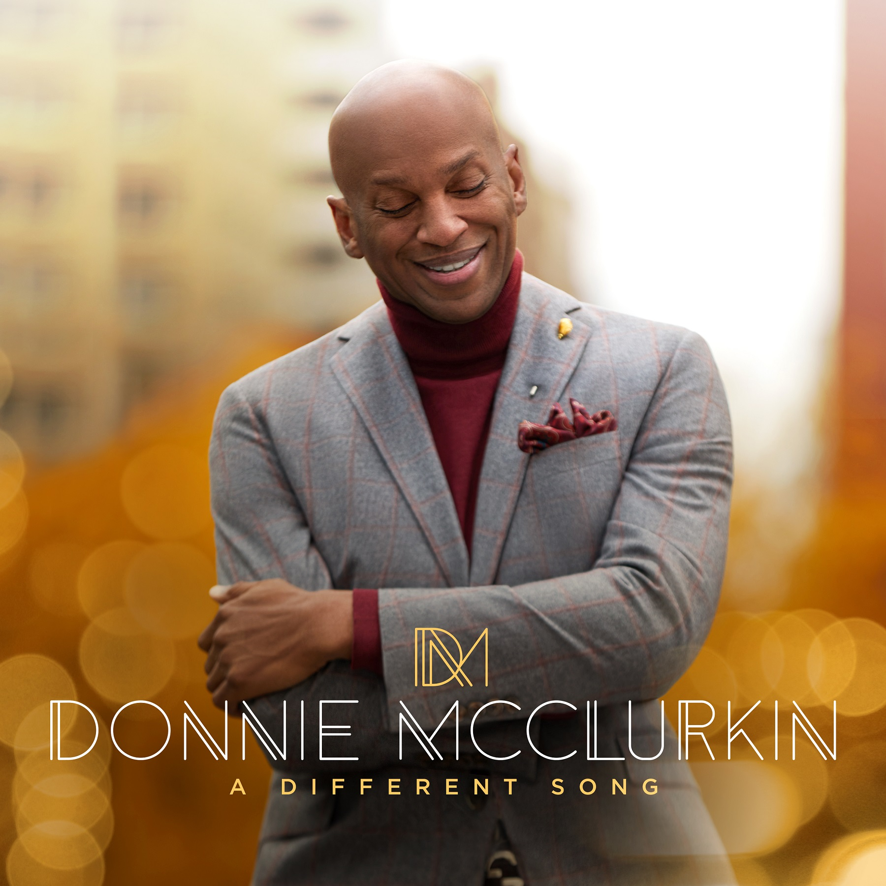 "Gospel Icon Donnie McClurkin's NEW ALBUM ""A Different Song"" Available for Pre Order Now"