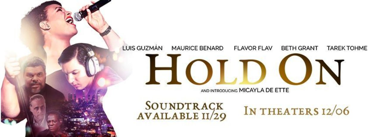 New Inspiring Dramatic Film HOLD ON Is In Theaters Now!