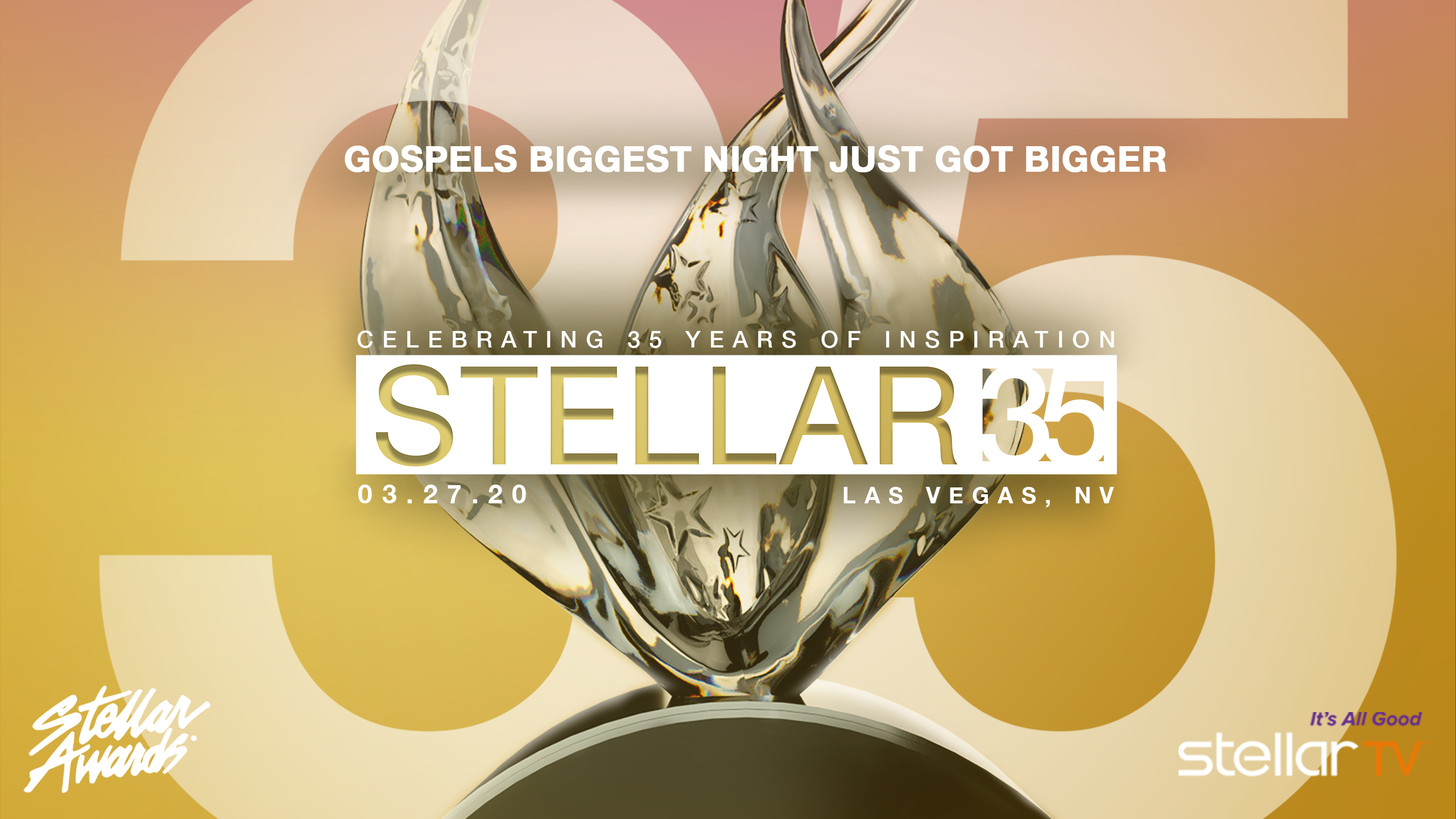 35th Annual Stellar Awards Nominations Announced!