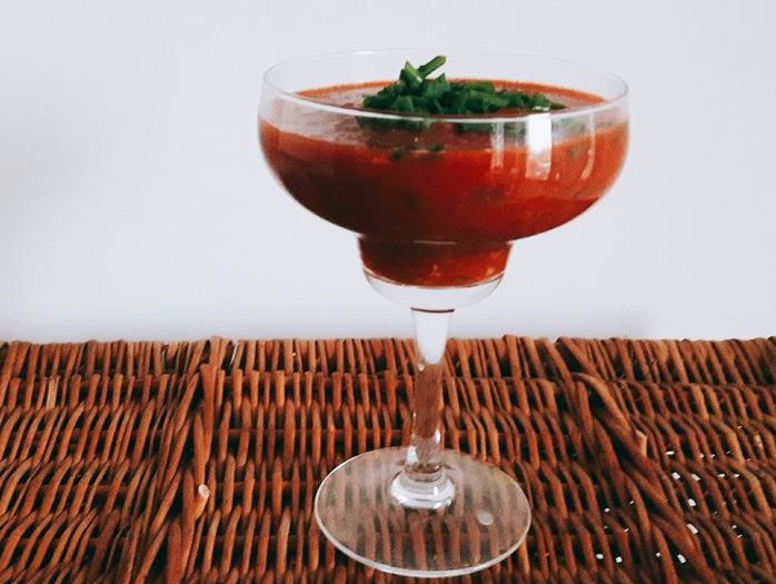 Koktajl gazpacho