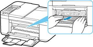 Canon : Inkjet El Kitapları : E4200 series : Yazıcı İçinde