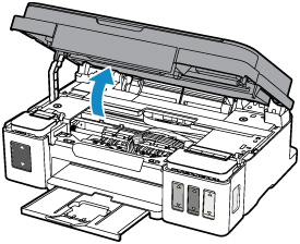 Canon : Inkjet Manuals : G3010 series : Paper Is Jammed