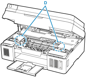 Canon : Inkjet Manuals : G4010 series : Paper Is Jammed