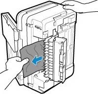 Canon : Inkjet Manuals : TR4500 series : Removing Jammed