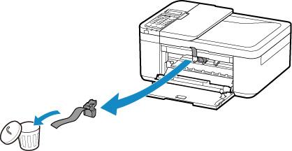 Canon : Manuales de Inkjet : TR4500 series : 1890