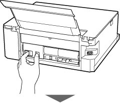 Canon : PIXMA Manuals : TS6300 series : Removing Jammed