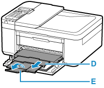 Canon : Inkjet Manuals : E4200 series : Copying