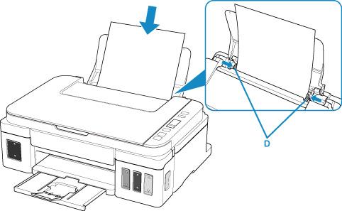 Canon : Inkjet 手冊 : G2010 series : 影印