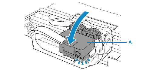Canon : Inkjet Manuals : G2060 series : Ink Does Not Come Out