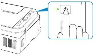 Canon : Manuais Inkjet : G3010 series : Desconectando a