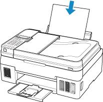 Canon : Inkjet Manuals : G4010 series : Paper Settings