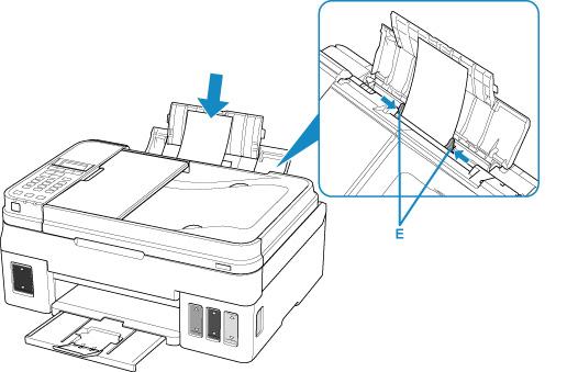 Canon : Manuels Inkjet : G4010 series : Chargement des