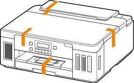 Canon : Inkjet Manuals : G5000 series : Repairing Your Printer