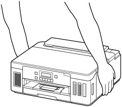 Canon : Inkjet Manuals : G5000 series : Transporting Your