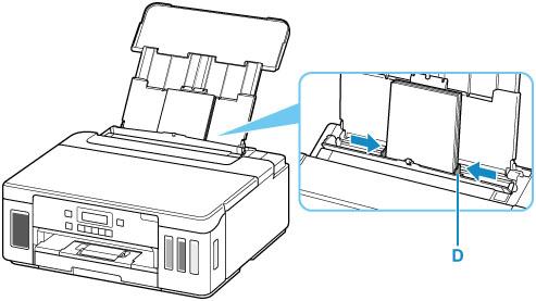 Canon : Manuali Inkjet : G5000 series : Stampa di foto da