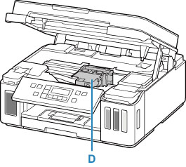 Canon : Inkjet Manuals : G6000 series : Replacing the
