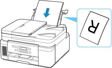 Canon : Manuais Inkjet : GM4000 series : Imprimindo