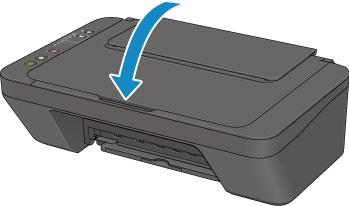 Canon : PIXMA Manuals : MG3000 series : Loading Originals on the Platen Glass