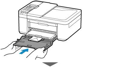 Canon : Manuels Inkjet : TR4500 series : Chargement des