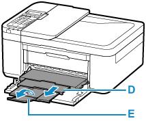 Canon : Manuais Inkjet : TR4500 series : Imprimindo Fotos