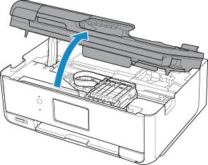 Canon : Manuales de PIXMA : TR8500 series : Sustitución de
