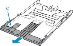 キヤノン:PIXUS マニュアル|TR8530 series|カセットに用紙をセットする